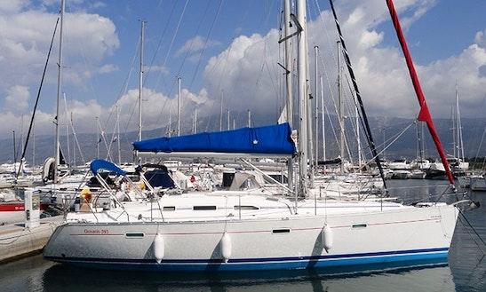 Charter 39' Bow Breaker Beneteau Oceanis Cruising Monohull In Split, Croatia