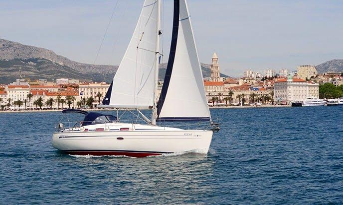 Charter 37' Elica Bavaria Cruiser Cruising Monohull in Split, Croatia