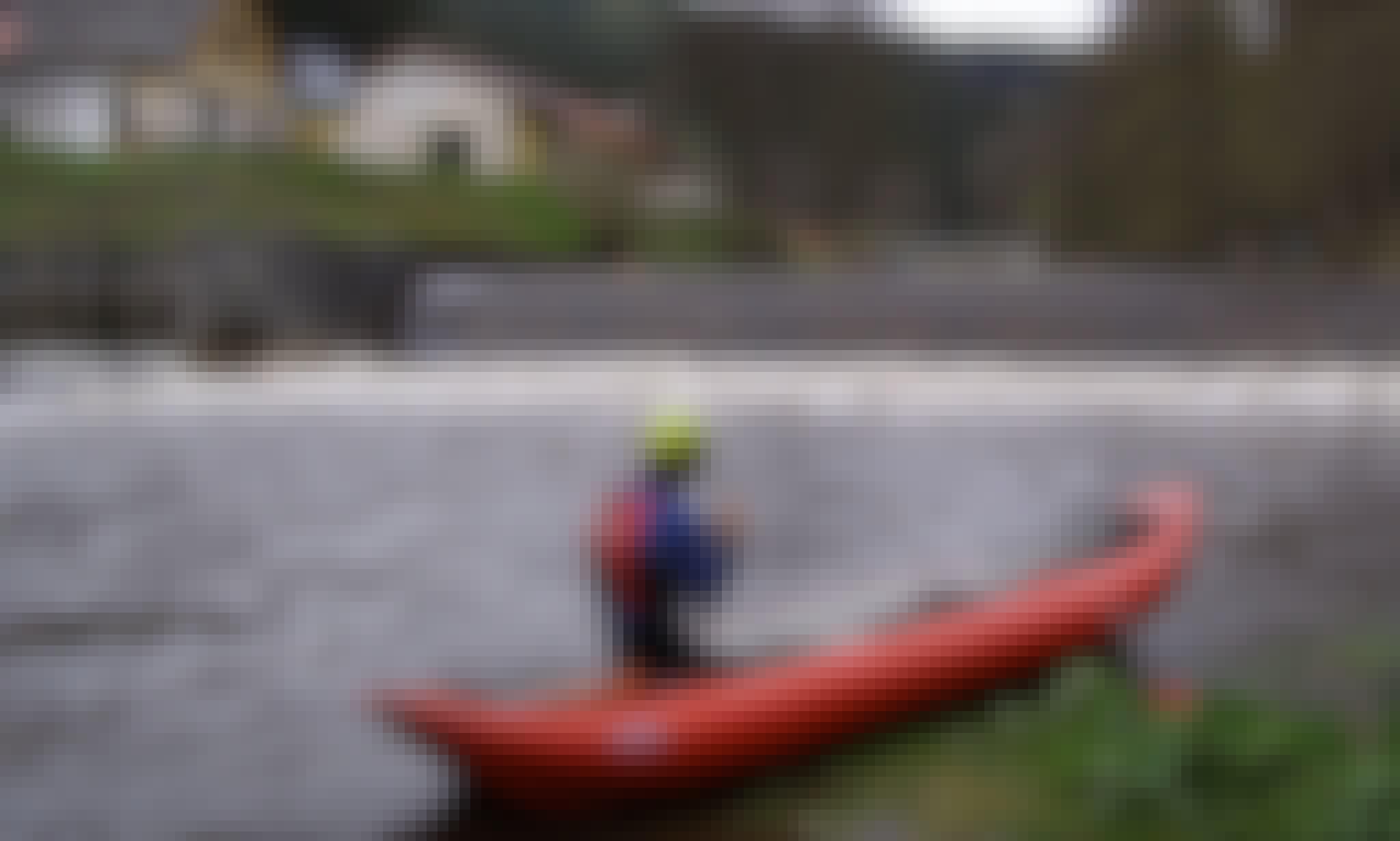 Raft Rentals in Jičín, Czechia