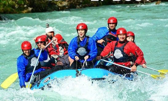 Rafting In Srpska Bosnia And Herzegovina