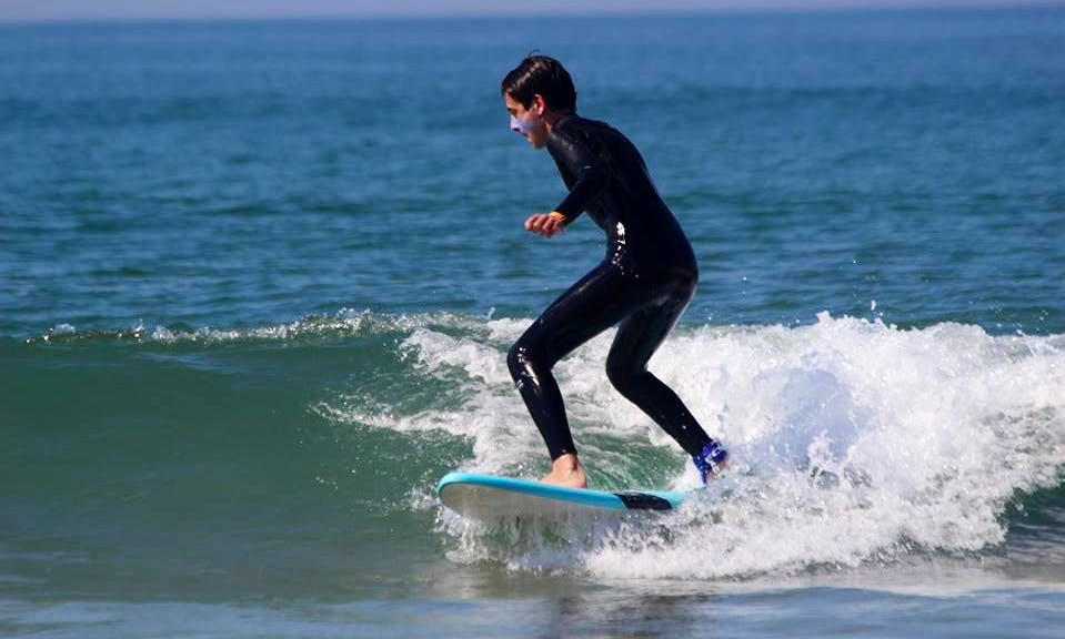 Enjoy Surf Lessons in Matosinhos, Portugal