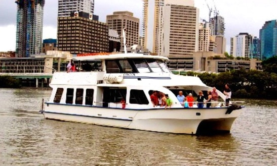 Captained River Cruise On Brisbane River