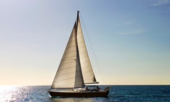 Charter The Beneteau 57 Sailing Yacht From Palma De Mallorca, Spain