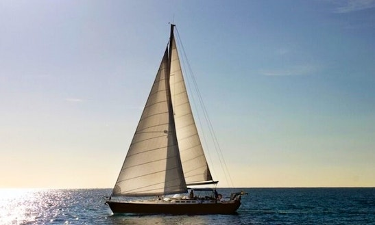 Charter The Beneteau 57 Sailing Yacht From Palma De Mallorca, Spain