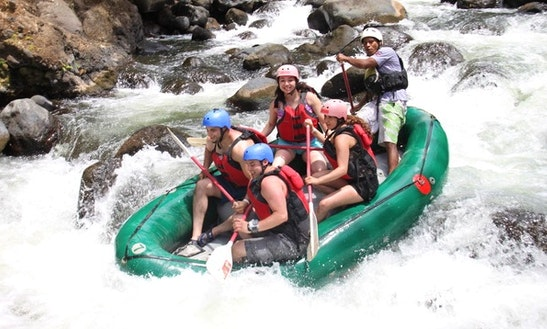 Enjoy Rafting Trips In Liberia, Costa Rica
