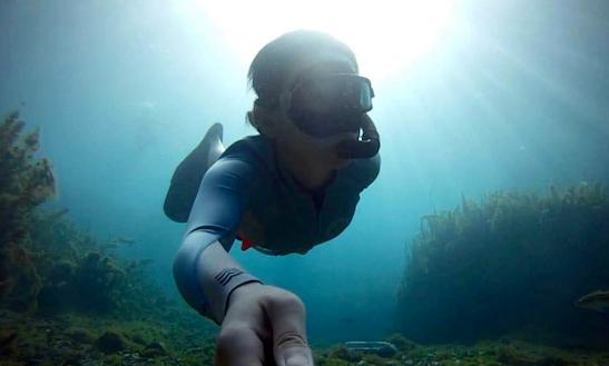 Enjoy Snorkeling In San Marcos Texas
