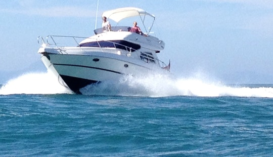 Discover The Amazing Sights Of Dénia, Spain With This Motor Yacht