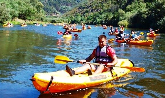Enjoy Kayak Tours in Coimbra, Portugal