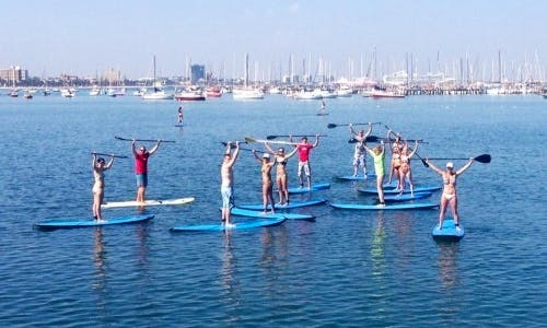 Enjoy Stand Up Paddleboard Lessons & Rentals in Matosinhos, Porto
