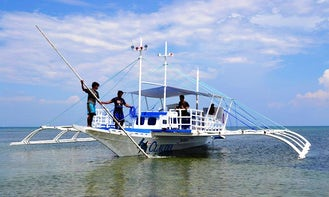 Charter Claudia Banca Boat in Cebu City, Central Visayas