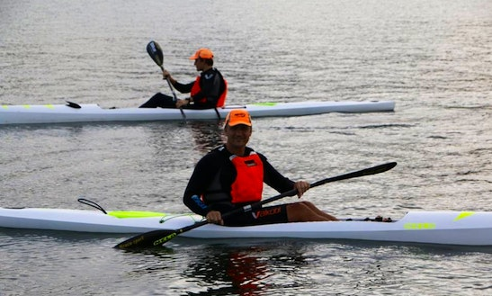 Enjoy Kayak Tours And Lessons In Douro Marina, Vila Nova De Gaia