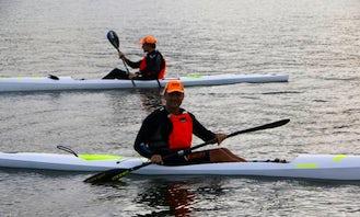 Enjoy Kayak Tours and Lessons in Douro Marina, Vila Nova de Gaia