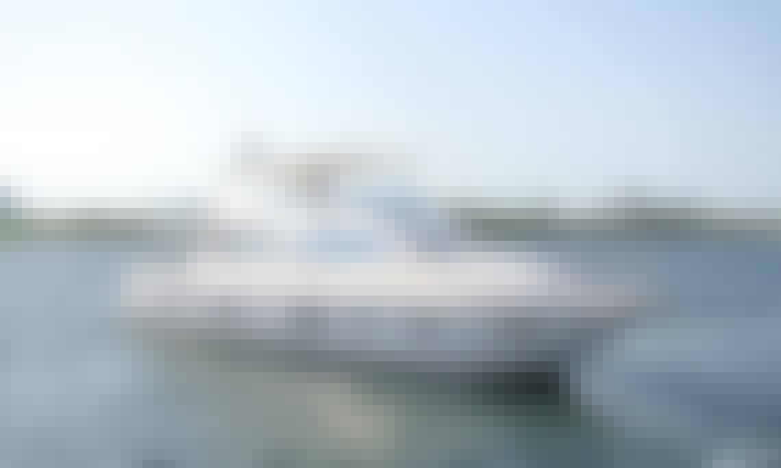 90' AS Marine Luxury Power Mega Yacht Rental In Dubai, UAE