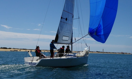 25ft Daysailer Boat Rental In Faro, Portugal