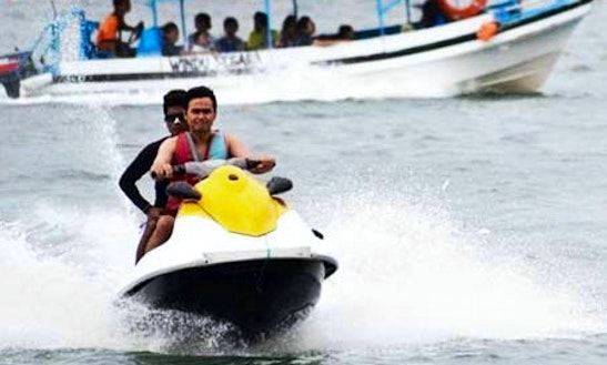 Rent A Jet Ski In Bali, Indonesia