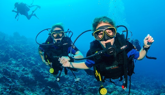 Enjoy Diving Tours In Bali, Indonesia