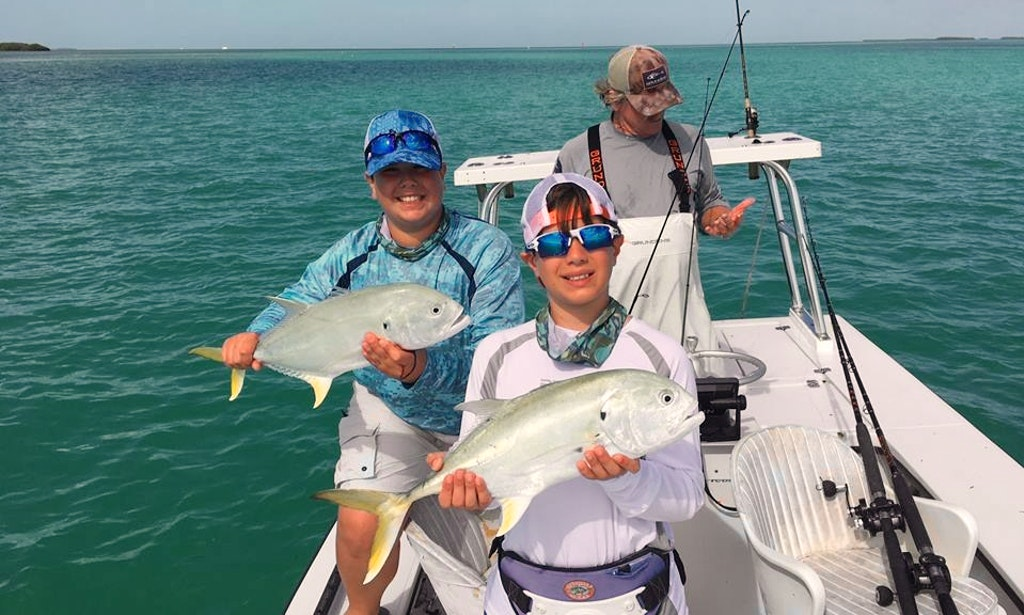 Florida keys tarpon fishing guides charters at bud n for Florida fishing vacations