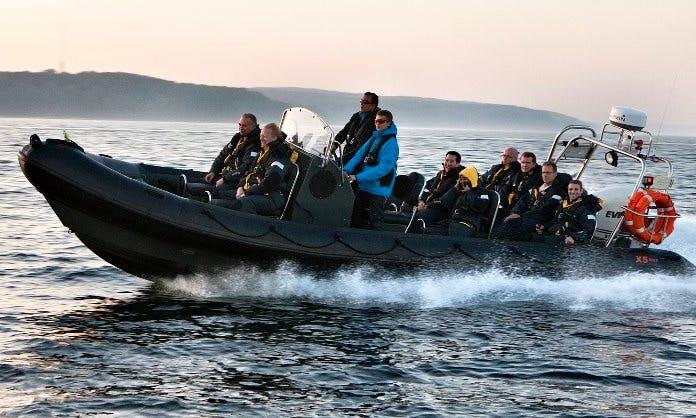 Charter Rigid Inflatable Boat in Aarhus, Denmark