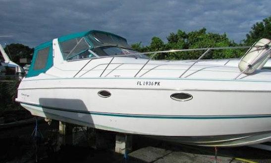 33' Motor Yacht Charter In Sarasota, Florida