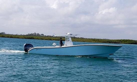 Port Orange Fishing Charter On 36ft
