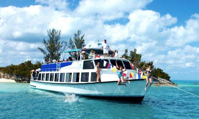 Passenger Boat Charter in Hamilton, Bermuda