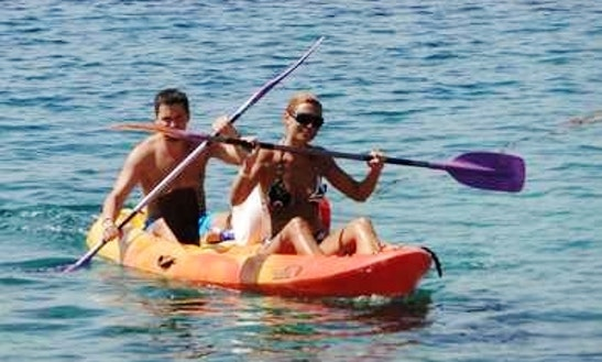 Enjoy Kayak Rentals In Prizba, Croatia