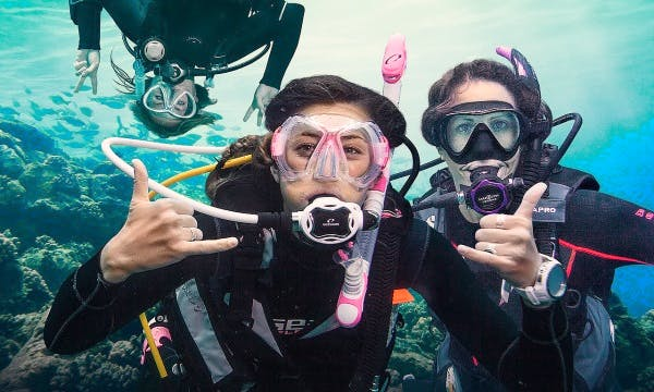 Diving Trips and Courses in Pattaya, Thailand