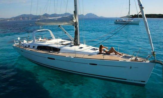 Charter Chiros Cruising Monohull In Rimini, Italy