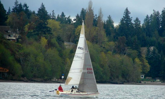 Harmony 22 In Port Townsend