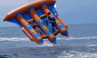 Enjoy Fly Fishing Rides in South Kuta, Bali
