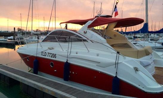 Rent 34' Beneteau Monte Carlo Motor Yacht In La Rochelle, France