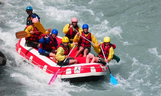 Rafting Trips For 6 People In Guillestre, Provence-alpes-côte D'azur