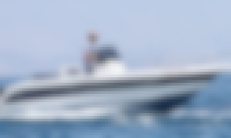 "Hire 17ft ""Xrysa"" Seawave Motor Boat in Kerkira, Greece"