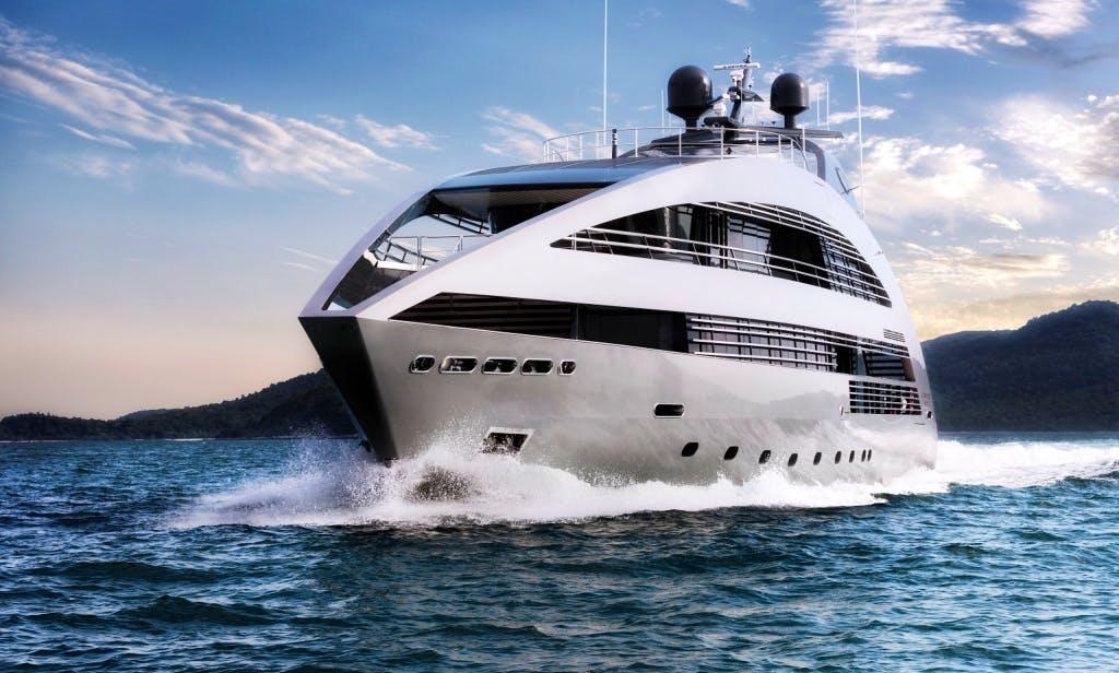 Power Mega Yacht rental in Pattaya