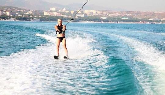 Enjoy Waterski Rentals & Lessons In Amilla Fushi, Republic Of Maldives