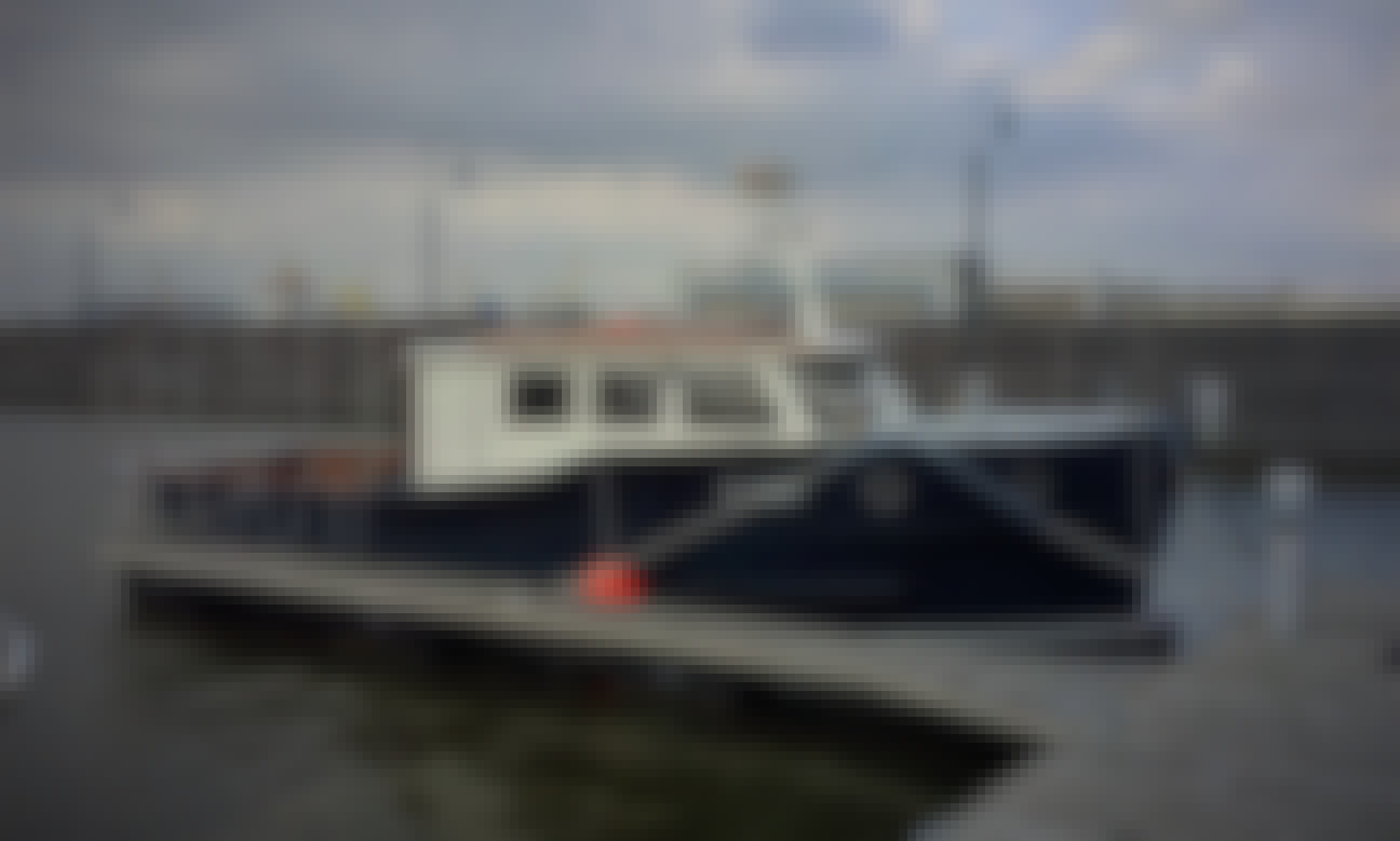Guided tours with an authentic (build in 1926) boat in Klaipėda (Lithuania)