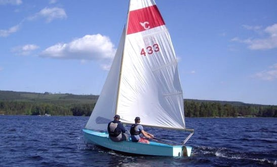 Rent A Sailing Dinghy In Falun, Sweden