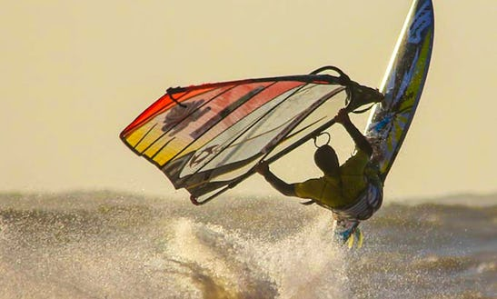 Enjoy Windsurfing Lessons And Rental In Essaouira, Morocco