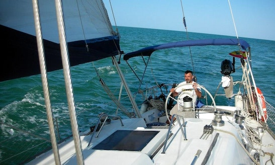39ft Cruising Monohull Boat Rental In Carboneras, Spain