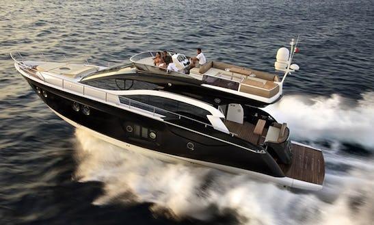 Charter 54' Sessa Marine Power Mega Yacht In Beirut, Lebanon