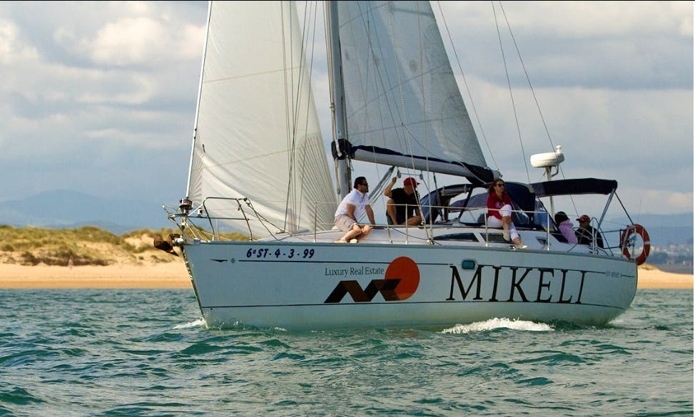 "Charter 40ft ""Mikeli"" Cruising Monohull In Camargo, Spain"
