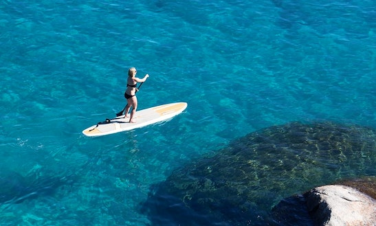 Stand Up Paddleboard For Rent And Delivery In South Lake Tahoe