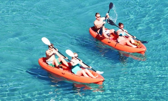 Kayaks For Rental Delivery In South Lake Tahoe