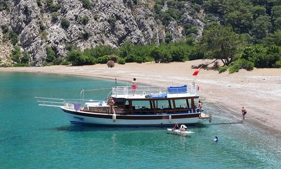 Enjoy Sightseeing In Antalya, Turkey On Motor Yacht