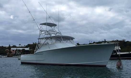 Enjoy Fishing In Bermuda On