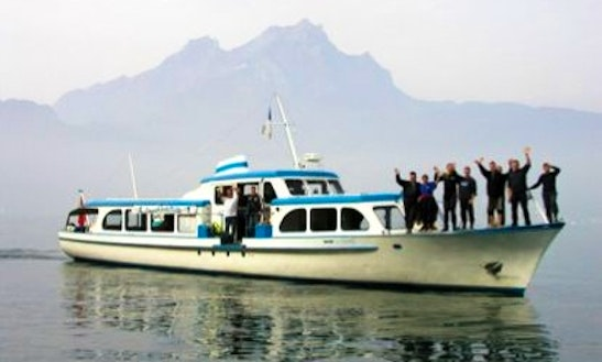 Charter A Dive Boat For The Day In Luzern, Switzerland