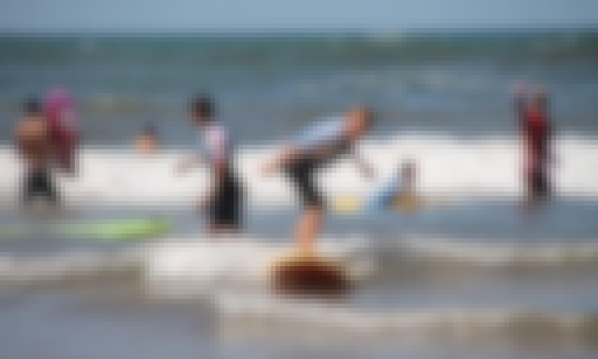 Surf Lessons in Biarritz, Nouvelle-Aquitaine