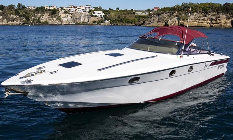 Charter Fiart 40 Ginious Motor Yacht in Bacoli, Italy