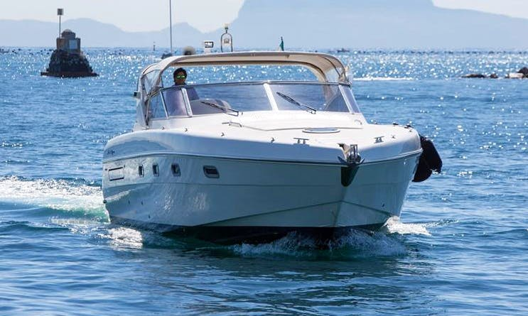 Charter Pershing 56 Motor Yacht in Bacoli, Italy