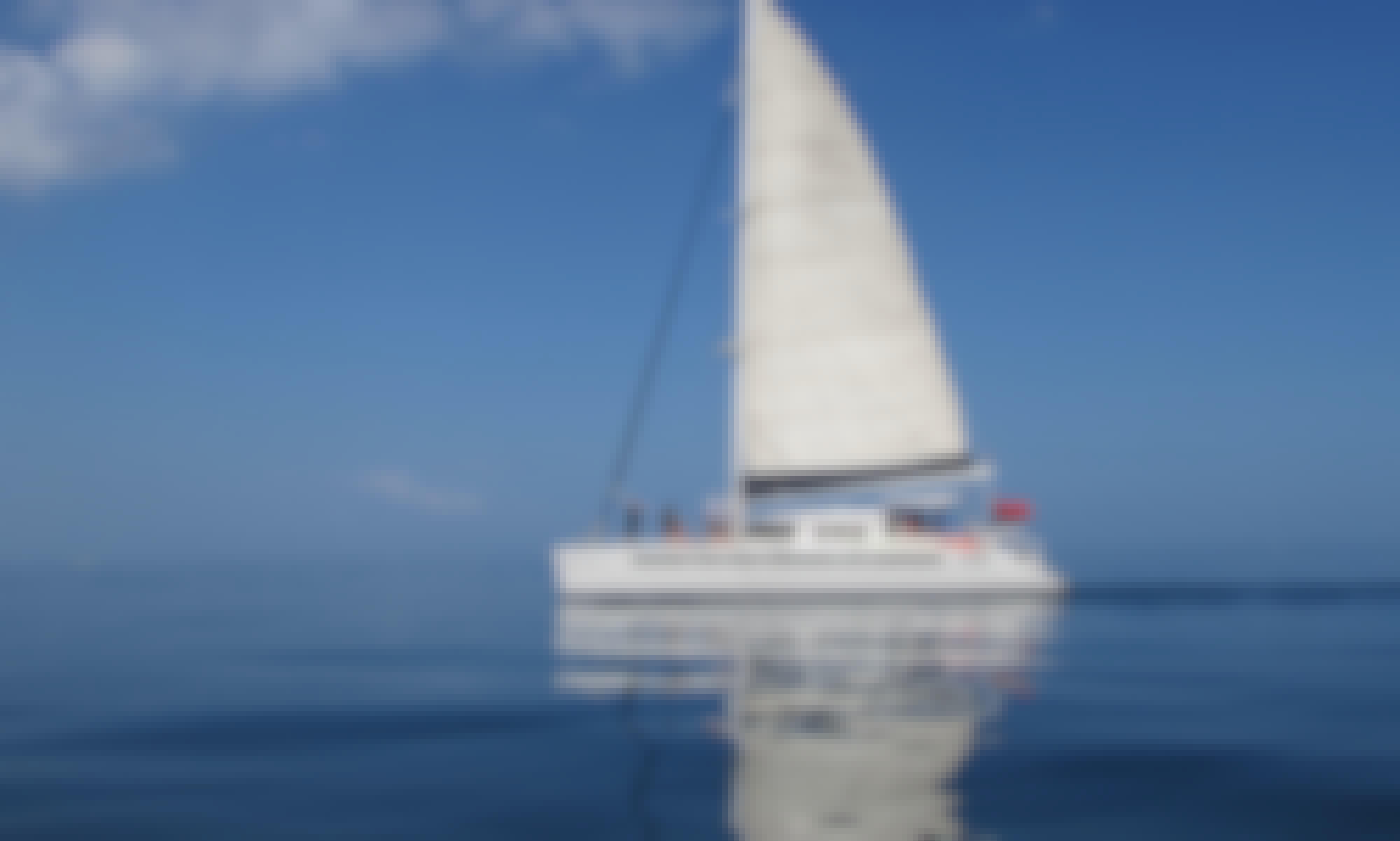 56' Beach Catamaran Charter in Panama, Panama